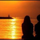 watching_the_sunset