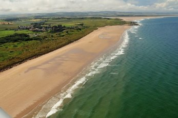 Bamburgh-Beach