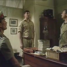 Colin Dunn in Tenko (1981)