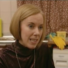 Claire Lewis in The Bill 'All's fair'