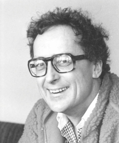 Derek Martinus in 1980 (source unknown)