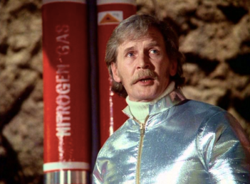 Frank Maher in Space 1999