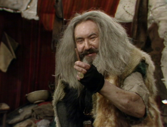 John Bryans in Doctor Who The Creature from the Pit