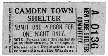 shelter ticket