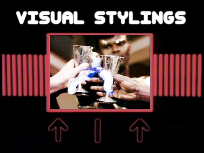 visual styleings