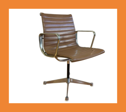 Eames Aluminium Group Management Chair Herman Miller