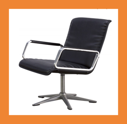 German Wilkhahn Delta office chair