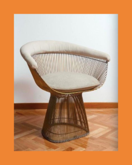 Platner Arm chair 1966