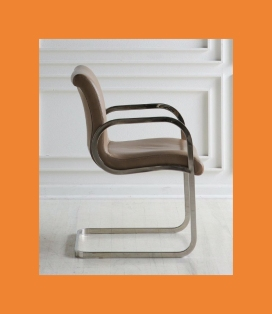 Ghia Dining Chairs by Charles Gibilterra for Breuton copy